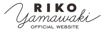 Riko Yamawaki Official Website
