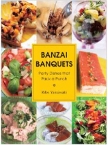 Banzai Banquets : Party Dishes that Pack a Punch